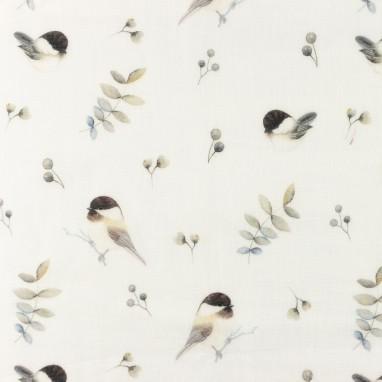 Organic Hydrophilic Cotton birds